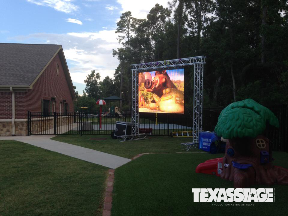 Texas Stage Beaumont TX, wedding table rental Beaumont TX, wedding chair rental Beaumont TX, wedding vendor SETX, movie screen rental Beaumont Tx, movie screen rental Southeast Texas, movie screen rental SETX