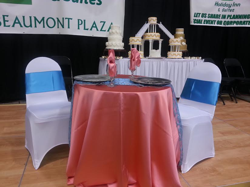 Holiday Inn Beaumont Plaza, bridal fair Beaumont TX, bridal fair Southeast Texas, bridal fair SETX