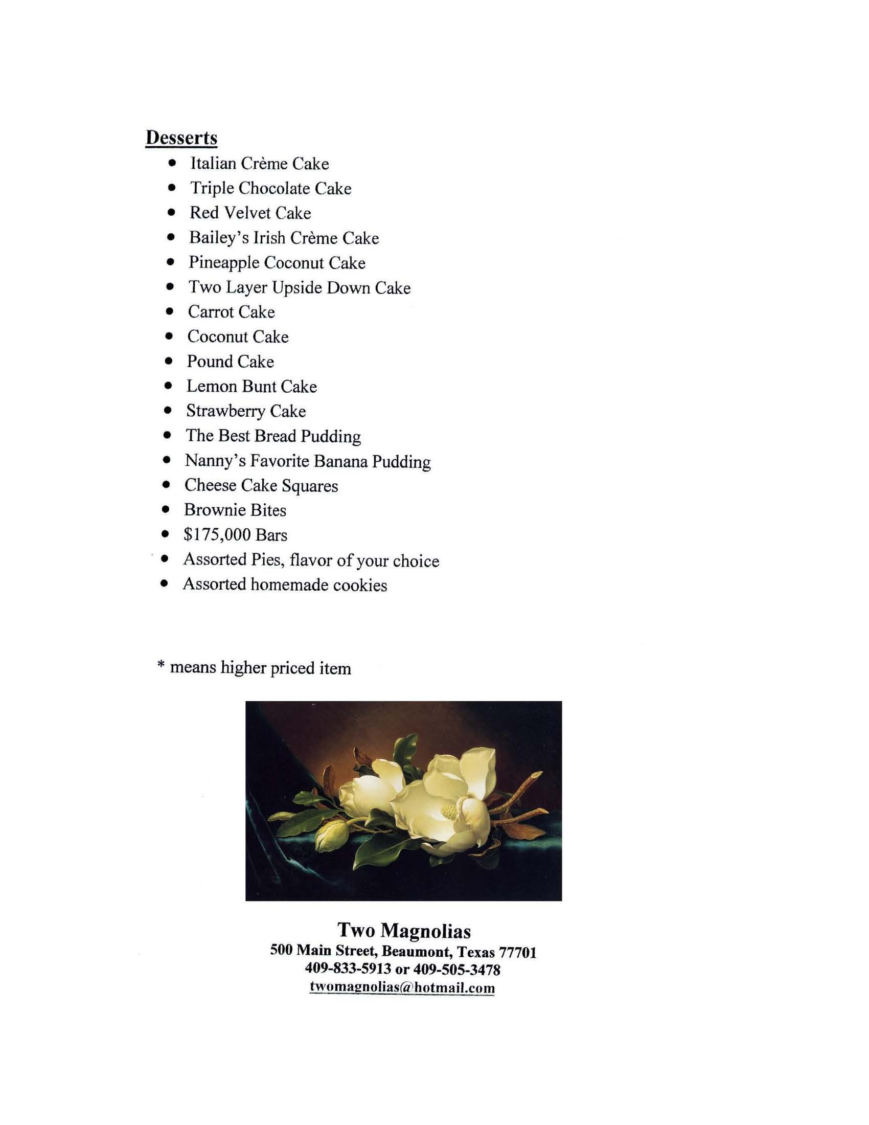 wedding catering Beaumont TX, wedding catering Southeast Texas, SETX wedding catering, wedding catering Golden Triangle TX