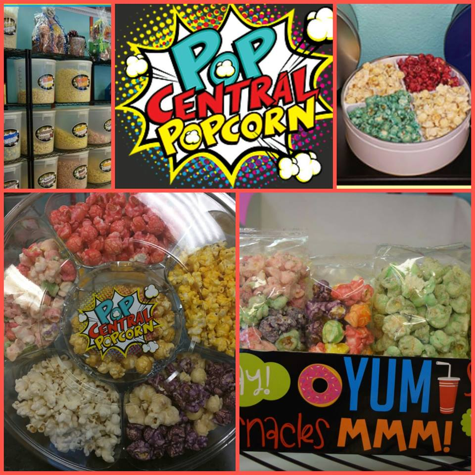 Popcorn Bar Beaumont TX, Popcorn Bar Southeast Texas, Popcorn Bar Port Arthur TX, Pop Central Popcorn Beaumont TX