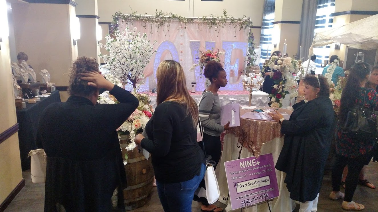 Beaumont Bridal Fair, Southeast Texas wedding expo, Golden Triangle bridal series, SETX wedding events