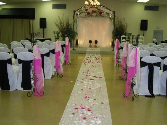 Garden District pink wedding - Golden Triangle wedding ...
