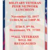 Veteran's Day Beaumont, Veteran's Day Port Arthur, SETX Veterans Day, Veterans Day Southeast Texas, Veteran's Day Jefferson Cunty TX, Veteran's Day Golden Triangle TX