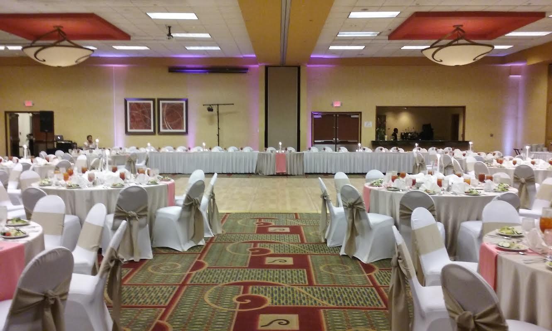 Holiday Inn Southeast Texas Wedding Venue