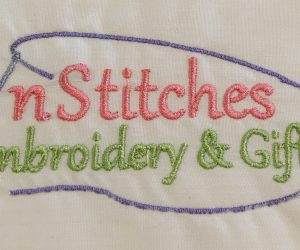 Embroidery shop Beaumont TX, embroiderty shop Southest Texas, embroidery SETX, Embroidery Golden Triangle TX, Bridal Traditions Bridal Fair Beaumont TX